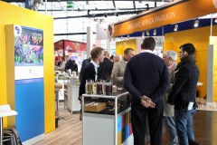 Exhibitor Parcevals from at the Pavilion in 2020 in 2020