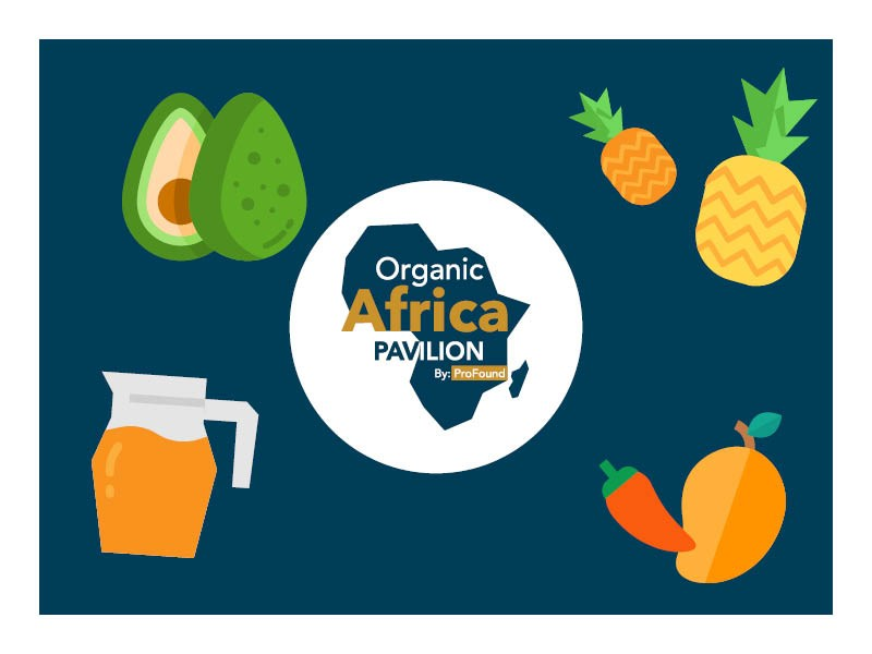 Fresh and dry fruits and vegetables: meet some of the entrepreneurs from the Organic Africa Pavilion 2020