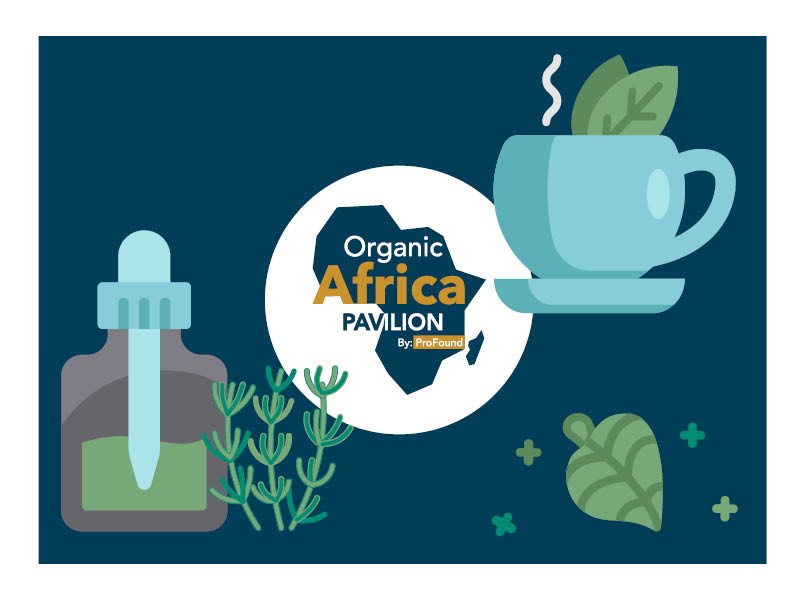 Essential oils, medicinal plants & herbal teas: meet some of the entrepreneurs from the Organic Africa Pavilion 2020