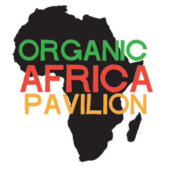 African pavilion at BioFach old logo