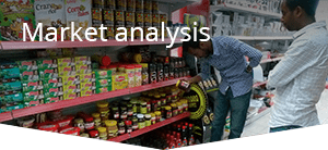 We use our Market Analysis Solution in BioTrade development