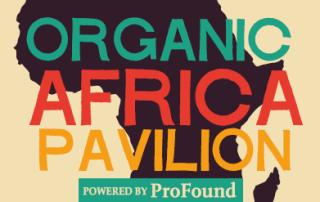 Organic Africa Pavilion in 2018