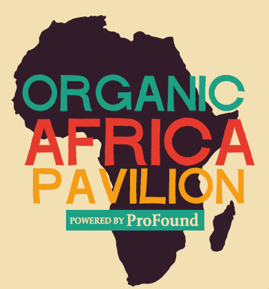 Organic Africa Pavilion in 2018