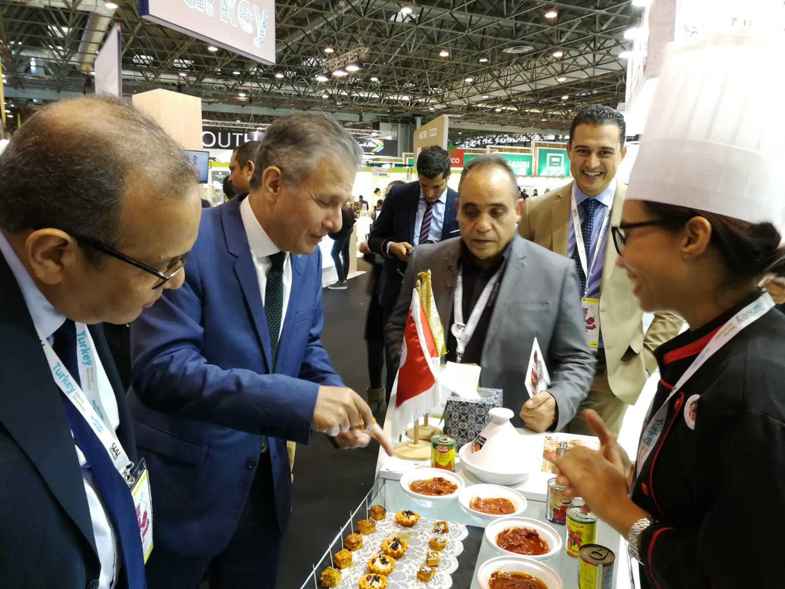 ProFound matches Indonesian, Peruvian and Tunisian suppliers with
