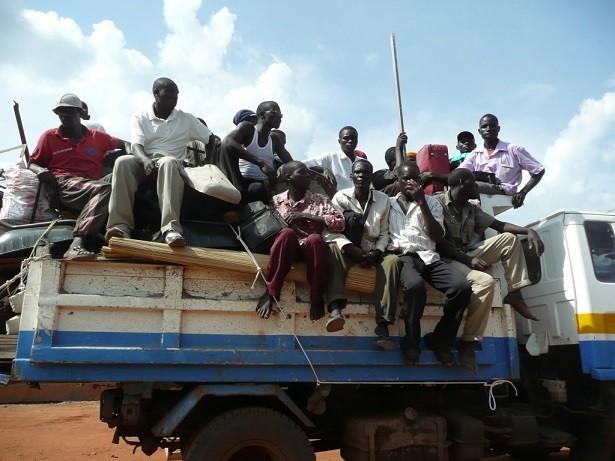 Improving livelihoods of communities in rural areas