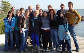 ProFound team back in 2009