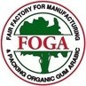 Foga at the Organic Africa Pavilion 2020