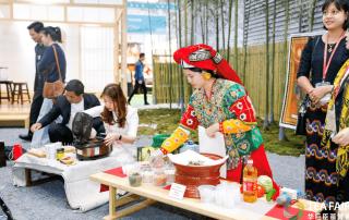 Shenzhen tea trade fair