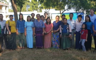 ProFound in Myanmar for cardamom and turmeric workshop