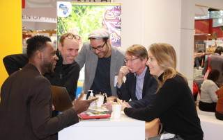 ProFound team at BioFach
