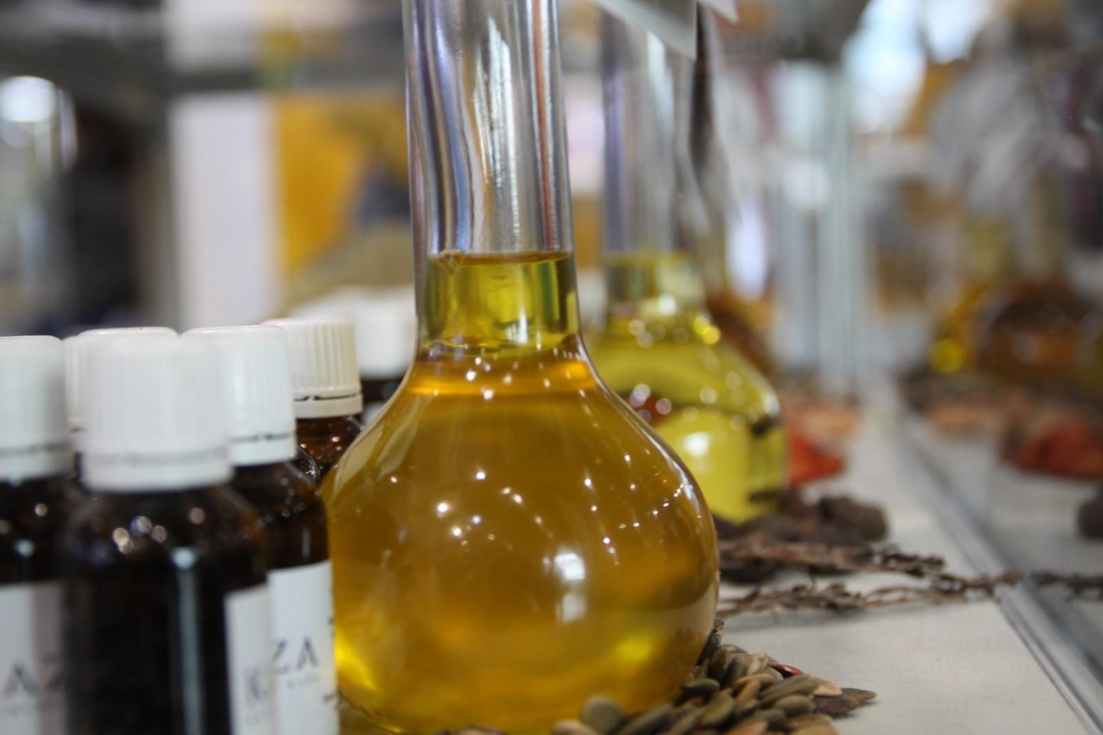 vegetable oils biofach 2020