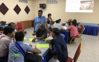 trade fair preparation for cardamom traders