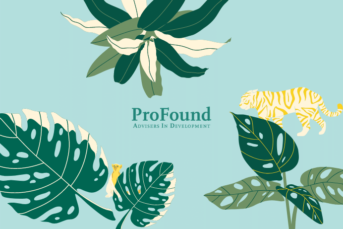 ProFound stands for the protection of Biodiversity