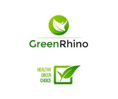 Green Rhino logo