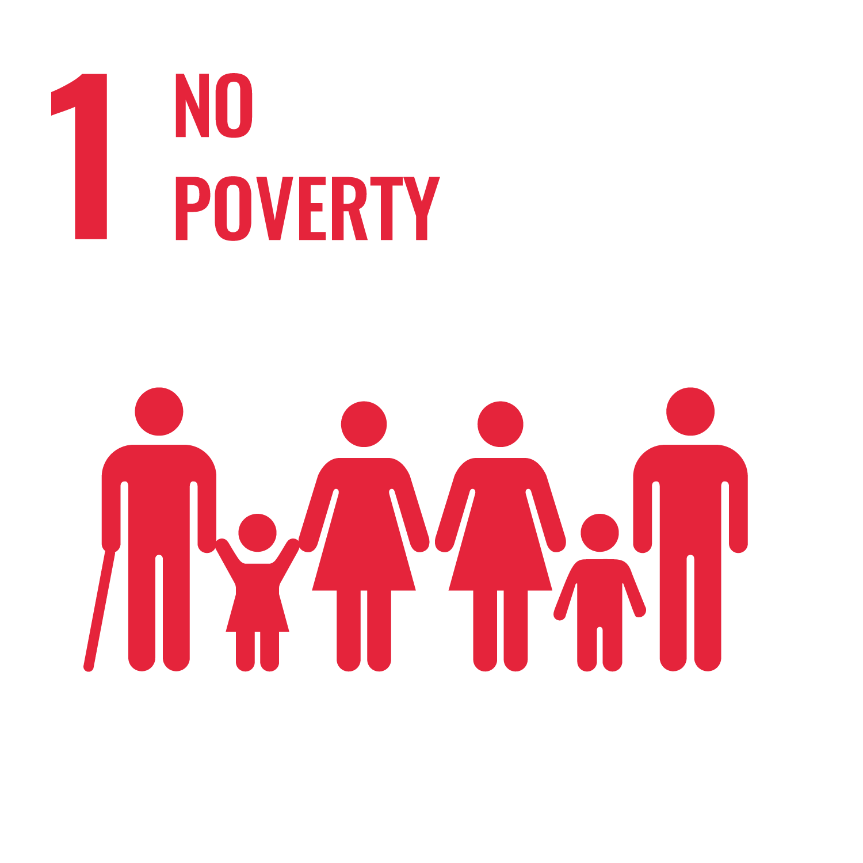 ProFound contributes to Sustainable Development Goal 1