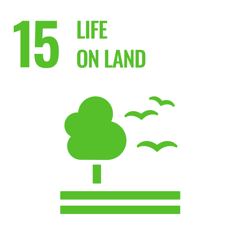 ProFound contributes to Sustainable Development Goal 15