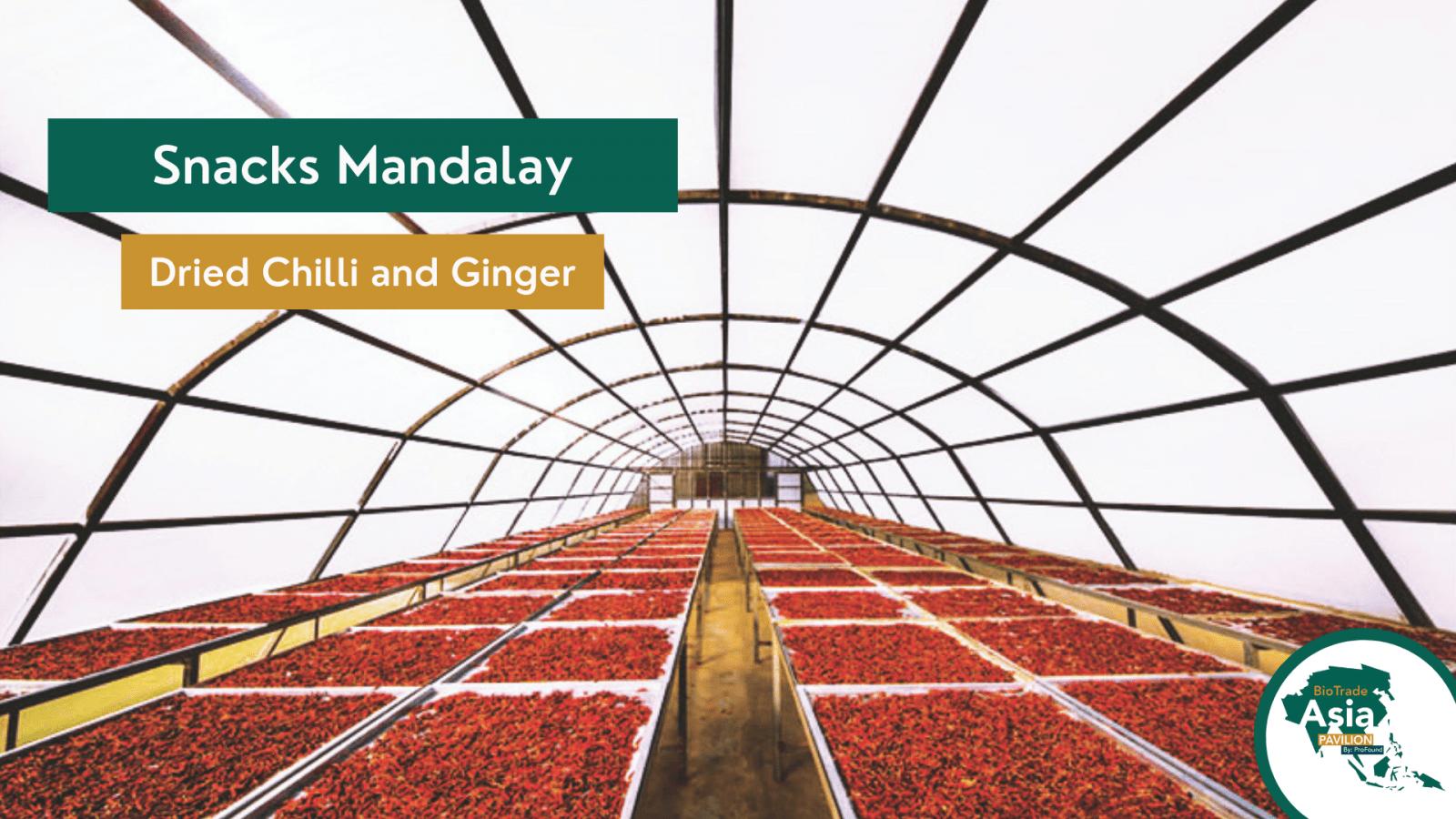 Snacks Mandalay Chilli