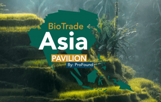 BioTrade Asia Pavilion BioFach eSpecial 2021