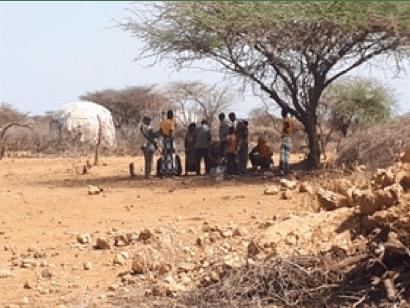 ProFound fieldwork in Ethiopia